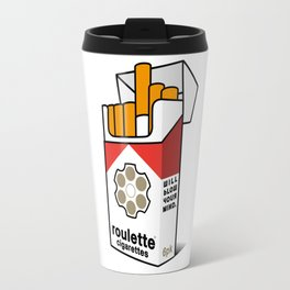Roulette Cigarettes Travel Mug