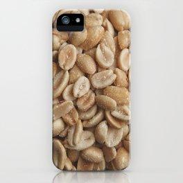 Peanut  iPhone Case