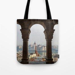 Budapest Life. Tote Bag
