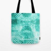 tie dye Tote Bags featuring Tie Dye  by Jenna Davis Designs
