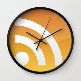 RSS Wall Clock