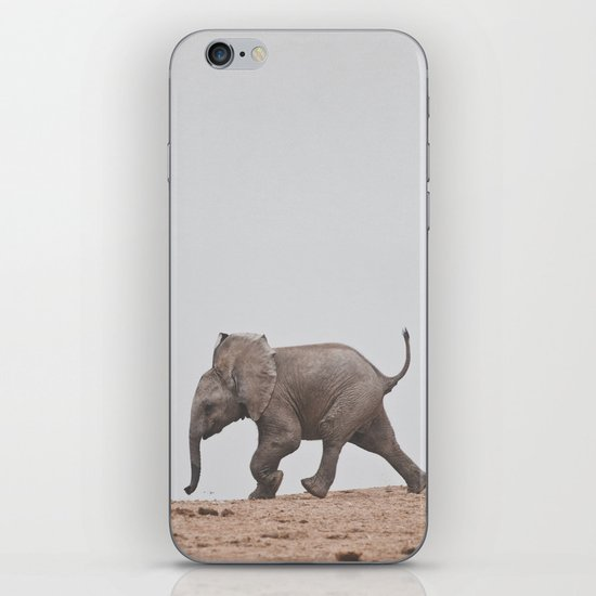 Baby Elephant iPhone & iPod Skin