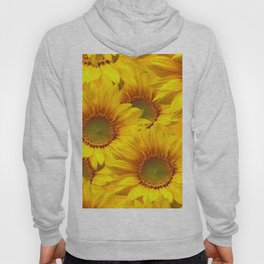 Yellow Mellow Sunflower Bouquet #decor #society6 #buyart Hoody