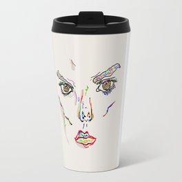Colour Me Pretty Travel Mug