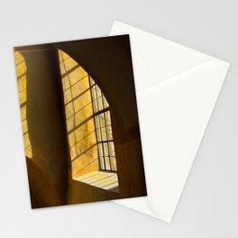 Castle Light Stationery Cards