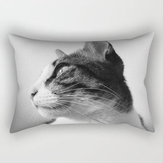 Thats my Cat !! 05 Rectangular Pillow