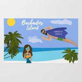 Barbados Trip Rug