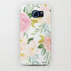 Floral 02 Slim Case Galaxy S7