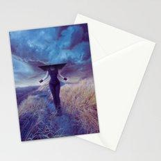 Entropic misadventure Stationery Cards