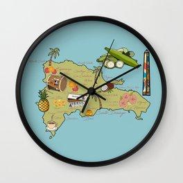 Mi País ~ Wall Clock