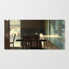 Diner V2 Canvas Print