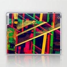 Industrial Abstract Green Laptop & iPad Skin