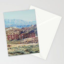 Climb Mountains Stationery Cards