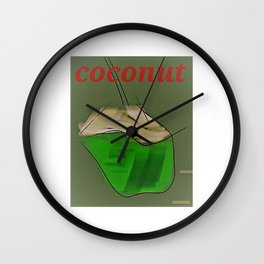 Freedom image Wall Clock
