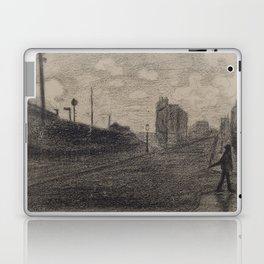 Rue Vercingétorix Laptop & iPad Skin