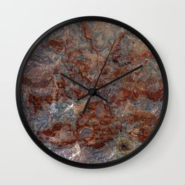 Karoo Hoogland South Africa Wall Clock