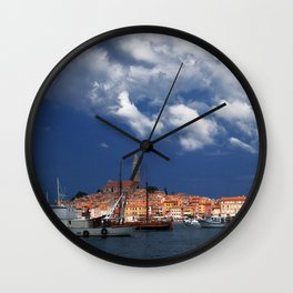 Sun Shined Wall Clock