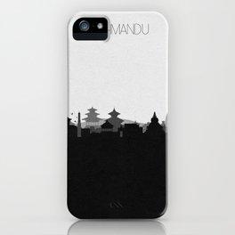 City Skylines: Kathmandu iPhone Case