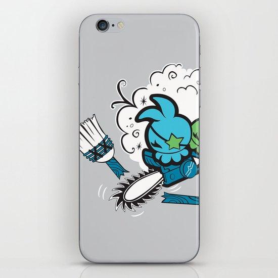 Final Sweep  iPhone & iPod Skin