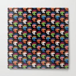 Murloc Swarm Metal Print