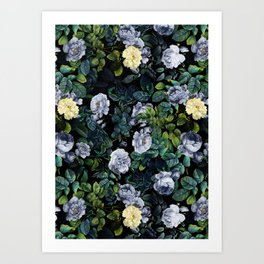 Future Nature Art Print