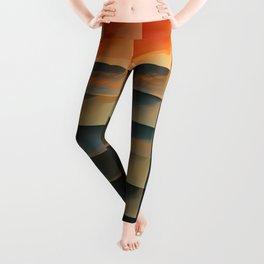 The Scream - Edvard Munch Leggings