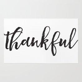 Thankful Rug