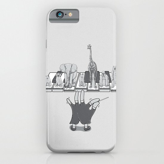Piano Recital iPhone & iPod Case