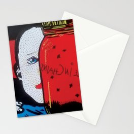 Jar of Flies   Pop Art Stationery Cards