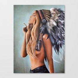 Renegade Canvas Print
