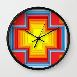 Sacred Wall Clock