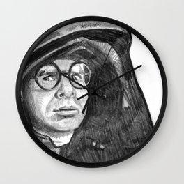 helmet Wall Clock