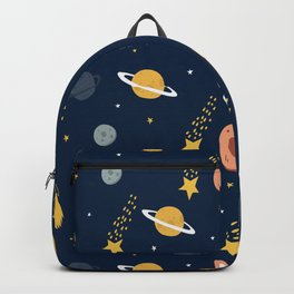In to the Space  Backpack
