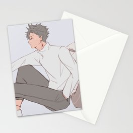 Haikyuu - Kurotsuki 13 Stationery Cards