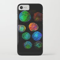 planets iPhone & iPod Cases featuring planets by clemm