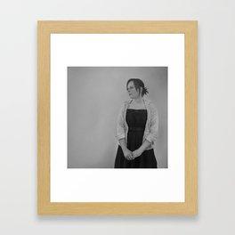 Becci Framed Art Print