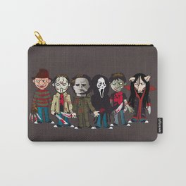 Modern Horror Icons Carry-All Pouch