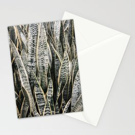 Plant Photography Tropical Exotic Plants Snake Tongue Beauty Wild Nature Stationery Cards