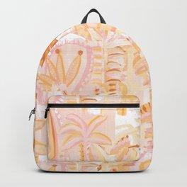 Botanical jungle fields Backpack