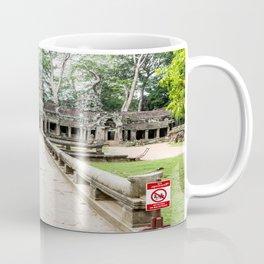 Ta Phrom, Angkor Archaeological Park, Siem Reap, Cambodia Coffee Mug