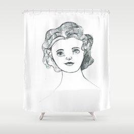 Ojazos Shower Curtain