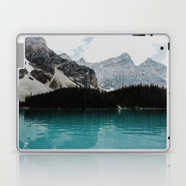 Lake Moraine, Banff National Park Laptop & iPad Skin