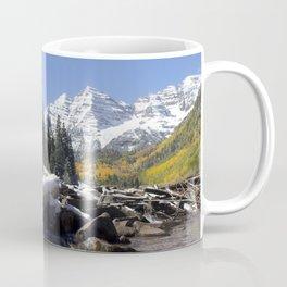 Maroon Bells Outside Aspen, Colorado Coffee Mug