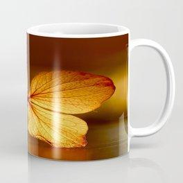 Fragile Hydrangea Flower Coffee Mug
