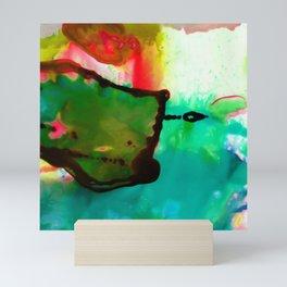 Abstract Bliss 4G by Kathy Morton Stanion Mini Art Print