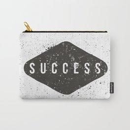 Success Black Diamond Carry-All Pouch