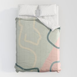 The cybernetic river Comforters