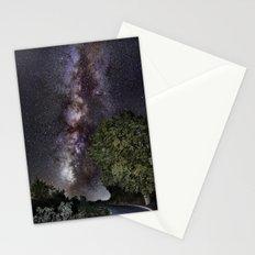 Towards the Milky way...... Stationery Cards