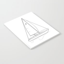 Islander 36 Notebook