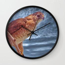 Enraptured Wall Clock